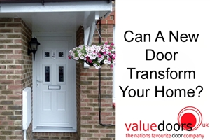 Can A New Door Transform Your Home?