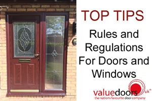Rules and Regulations For Doors and Windows