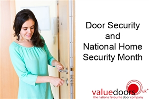 Door Security and National Home Security Month