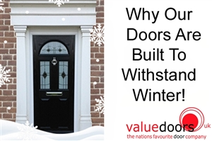 Why Our uPVC Doors and Composite Doors Are Built To Withstand Winter!