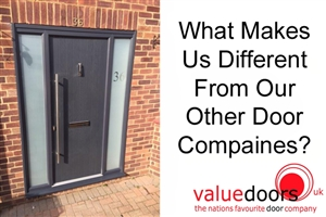 What Makes Us Different From Other Door Companies?