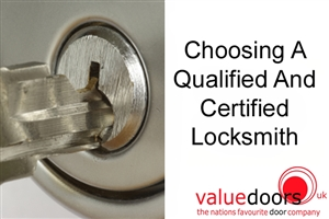 Choosing A Qualified And Certified Locksmith