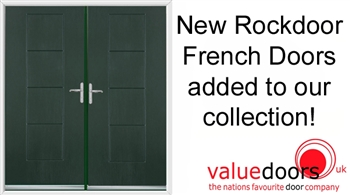 New French Door Rockdoors