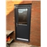 The Newfarn Composite Door in Black