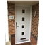 The Uttoxeter Composite Door in White with Glazing