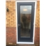 The London Composite Door in Anthracite Grey