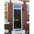 The Hull Composite Door in Black with Toplight