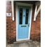 The Cardiff Composite Door in Duck Egg Blue with Ice