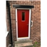The Taunton Composite Door in Red