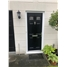 The Ipswich Composite Doors in Black