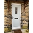 The Taunton Composite Door with Crystal Harmony (Bespoke Colour)