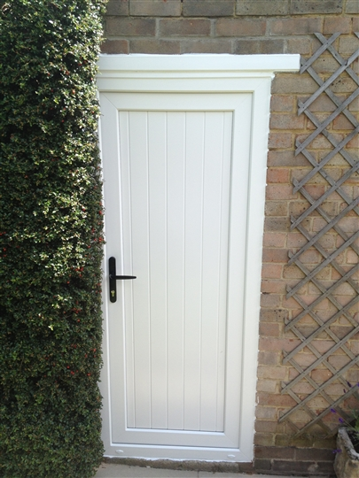 Which Coloured Upvc Doors Will You Choose