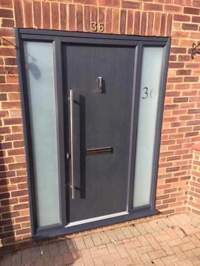 Personalising Your Beautiful Composite Door
