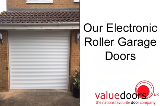 Our Electronic Roller Garage Doors