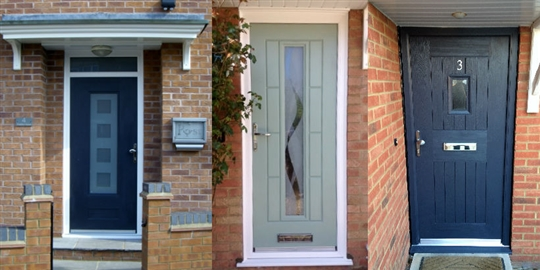 Rockdoors are ultimately the strongest and safest door that a house can have as they offer a great deal of security with their Yale Anti-Pick Anti-Drill ... & Protect Your Home With A Rockdoor