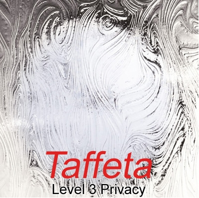 Taffeta level 3 glazing