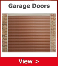 oak roller garage doors