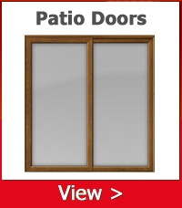oak patio doors