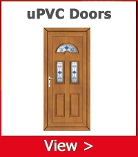 oak upvc doors