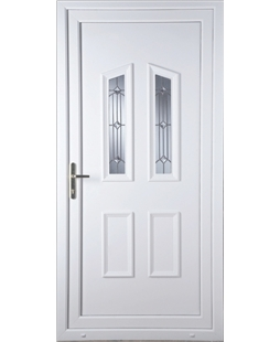 Doncaster Georgian Bevel uPVC High Security Door