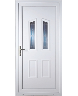 Doncaster Tanzanite uPVC High Security Door