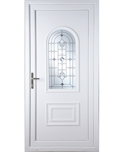 Epsom Crystal Shimmer uPVC High Security Door
