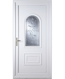 Epsom New Diamond uPVC Door