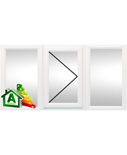 Oxford uPVC Double / Triple Glazing Windows in White