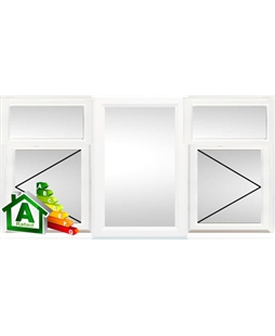 Reading uPVC Double / Triple Glazing Windows in White