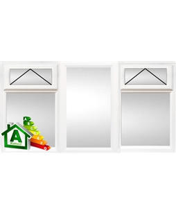 Liverpool uPVC Double / Triple Glazing Windows in White