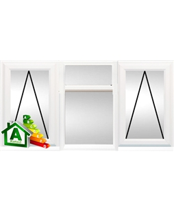 Norwich uPVC Double / Triple Glazing Windows in White