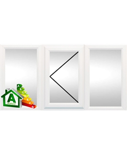 Nottingham uPVC Double / Triple Glazing Windows in White