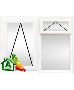 Hull uPVC Double / Triple Glazing Windows in White