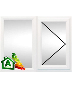 Coventry uPVC Double / Triple Glazing Windows in White