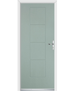 Ultimate Dakota Rockdoor in Chartwell Green