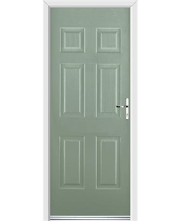 Ultimate Colonial Rockdoor in Chartwell Green