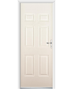 Ultimate Colonial Rockdoor in Cream