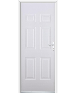 Ultimate Colonial Rockdoor in White