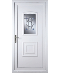 Fareham Blue Orbit uPVC High Security Door