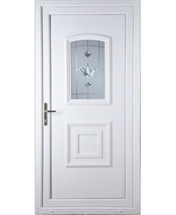 Fareham Georgian Bevel Blast uPVC High Security Door