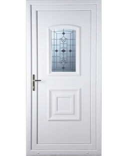 Fareham Georgian Blast uPVC High Security Door