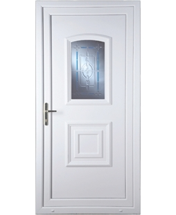 Fareham New Topaz uPVC High Security Door
