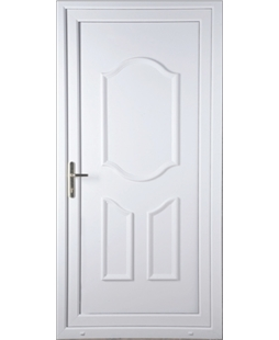 Guilford Solid uPVC High Security Back Door