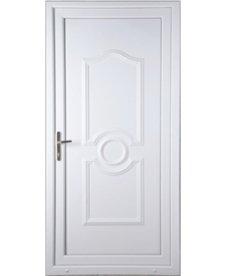 Johnstone Solid uPVC Door