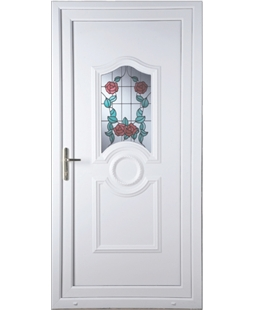 Johnstone Summer Rose uPVC High Security Door