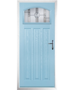The Tythe Composite Doors