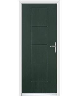 Ultimate Dakota Rockdoor in Emerald Green