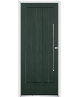 Indiana with Bar Handle Rockdoor