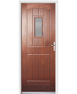 Ultimate English Cottage Rockdoor in Mahogany with Gluechip Coating