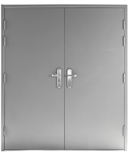 The Manchester Steel Security Door